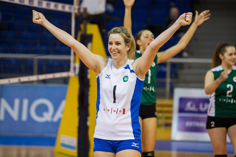 """Mental training should stop being tabooed,"""" says former professional volleyball player Michaela Dolezalova – SportMind Blog"""